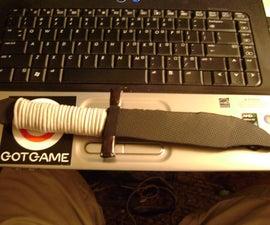 Foam Flip-Flop Combat Knife