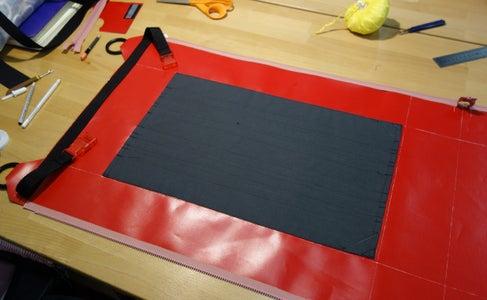 Base Tarp: Side Zippers