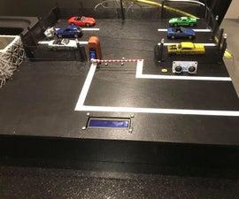 Smart Parking Lot Using Raspberry Pi