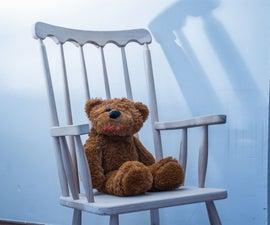 Spooky Teddy - Arduino Powered Self-rocking Chair & Rotating Head