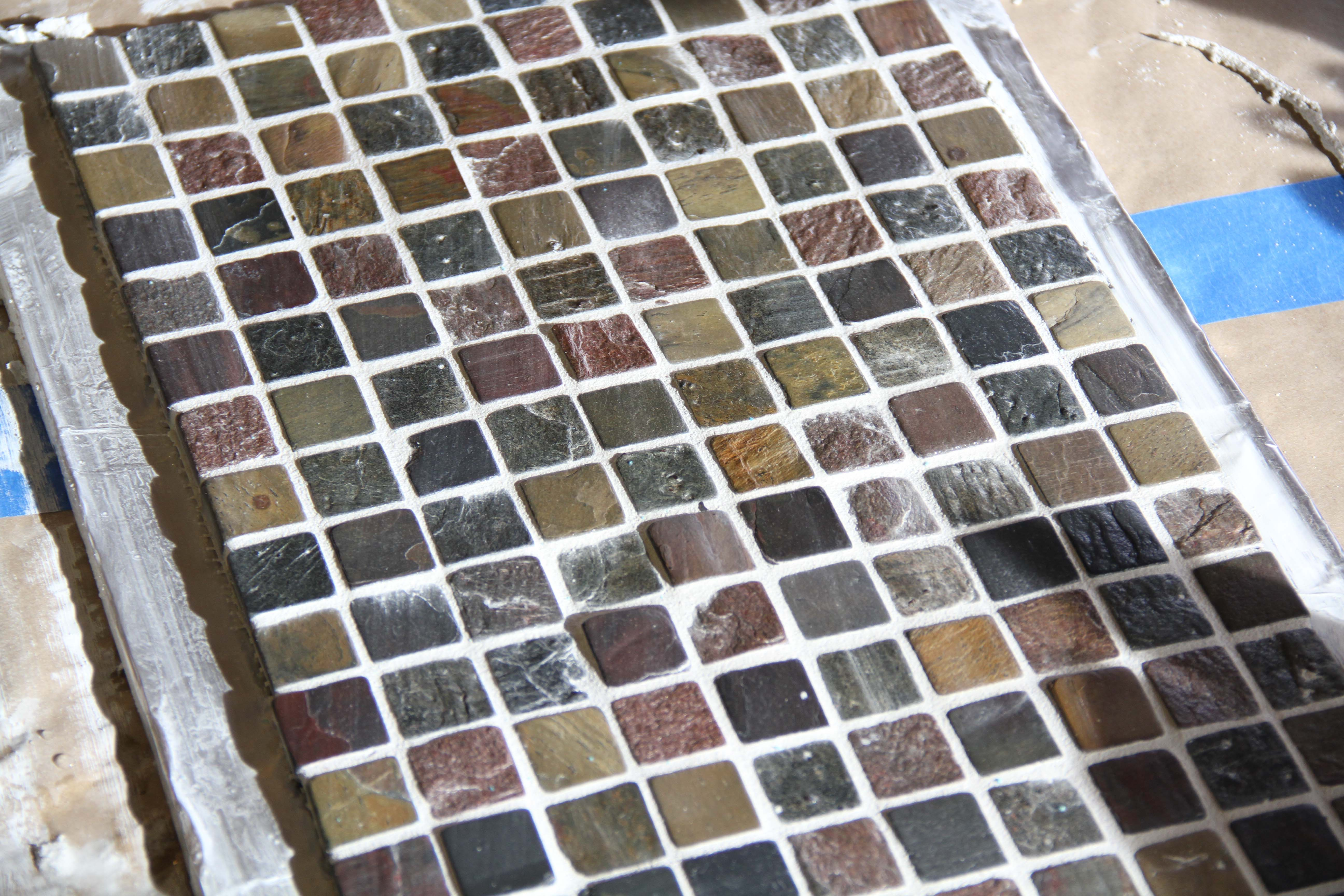Picture of Grouting