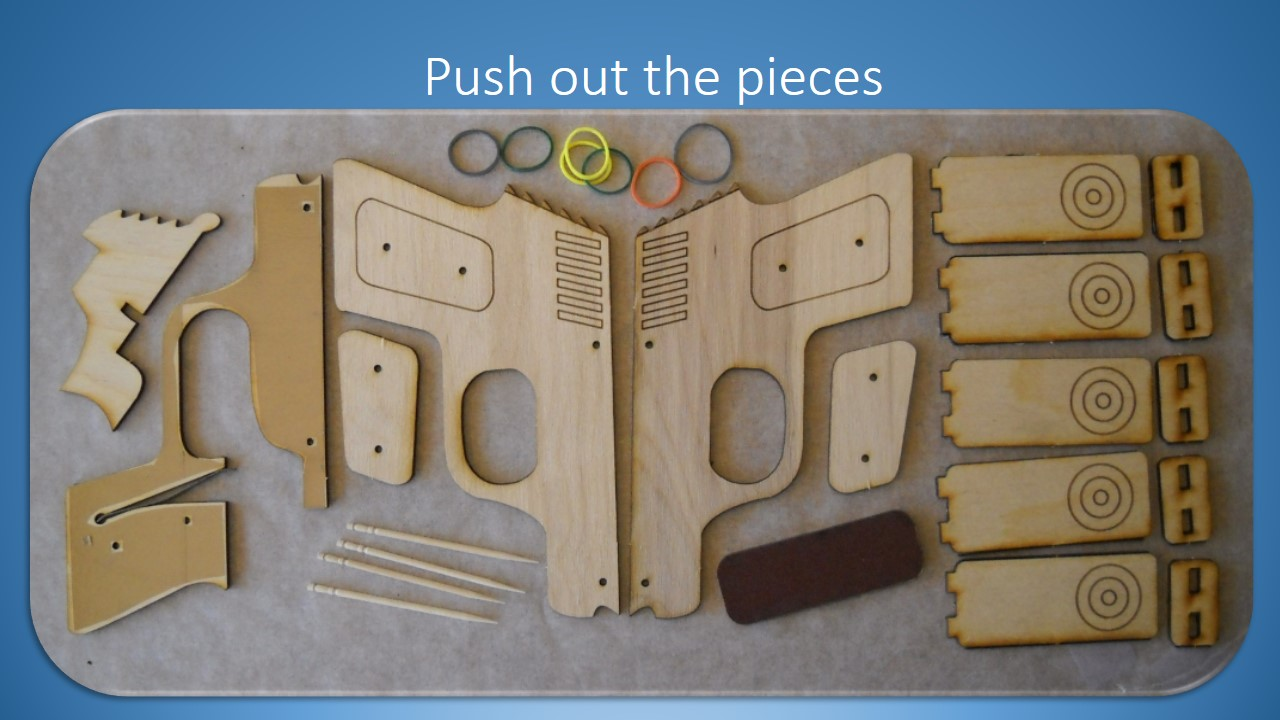 Picture of Build the Rubber Band Gun