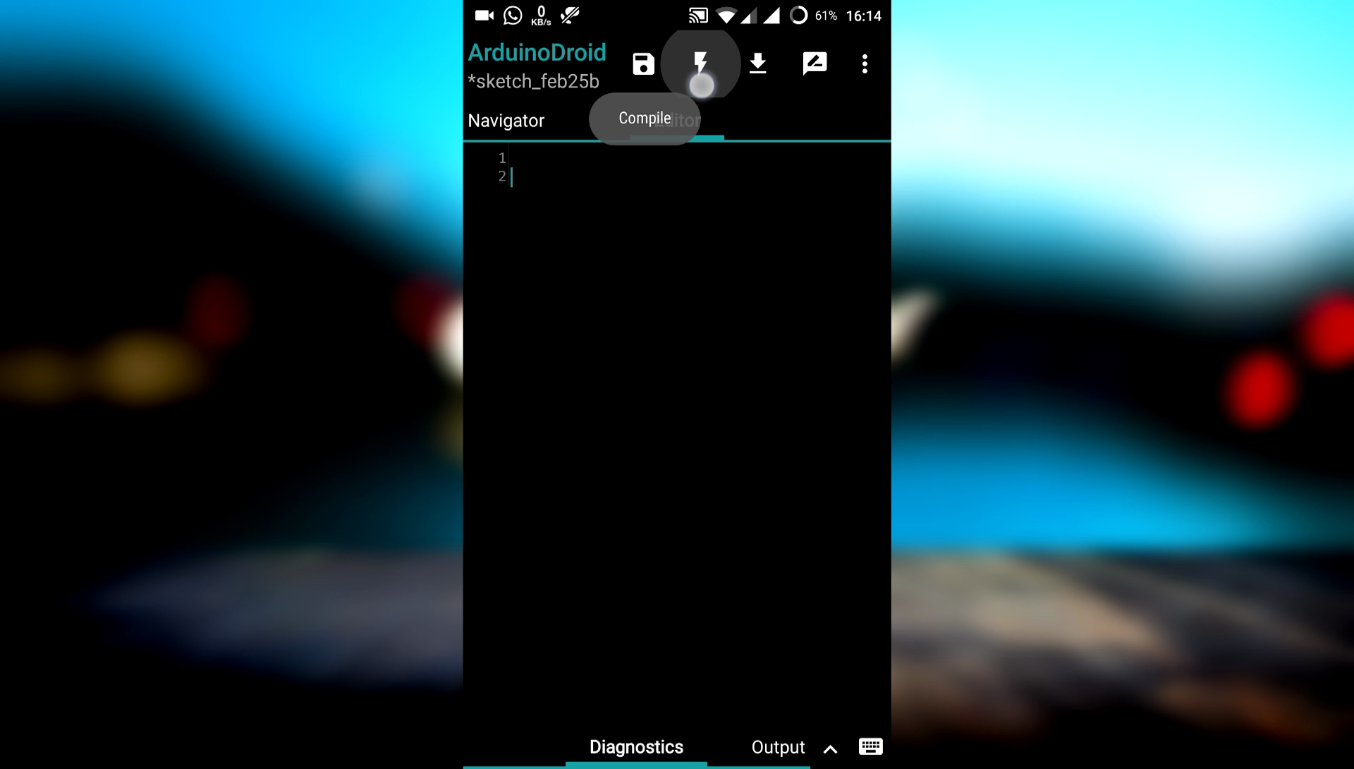 Picture of Over View of the App