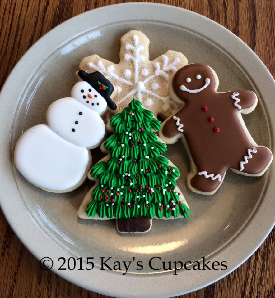 Picture of Royal Icing Consistencies and Uses
