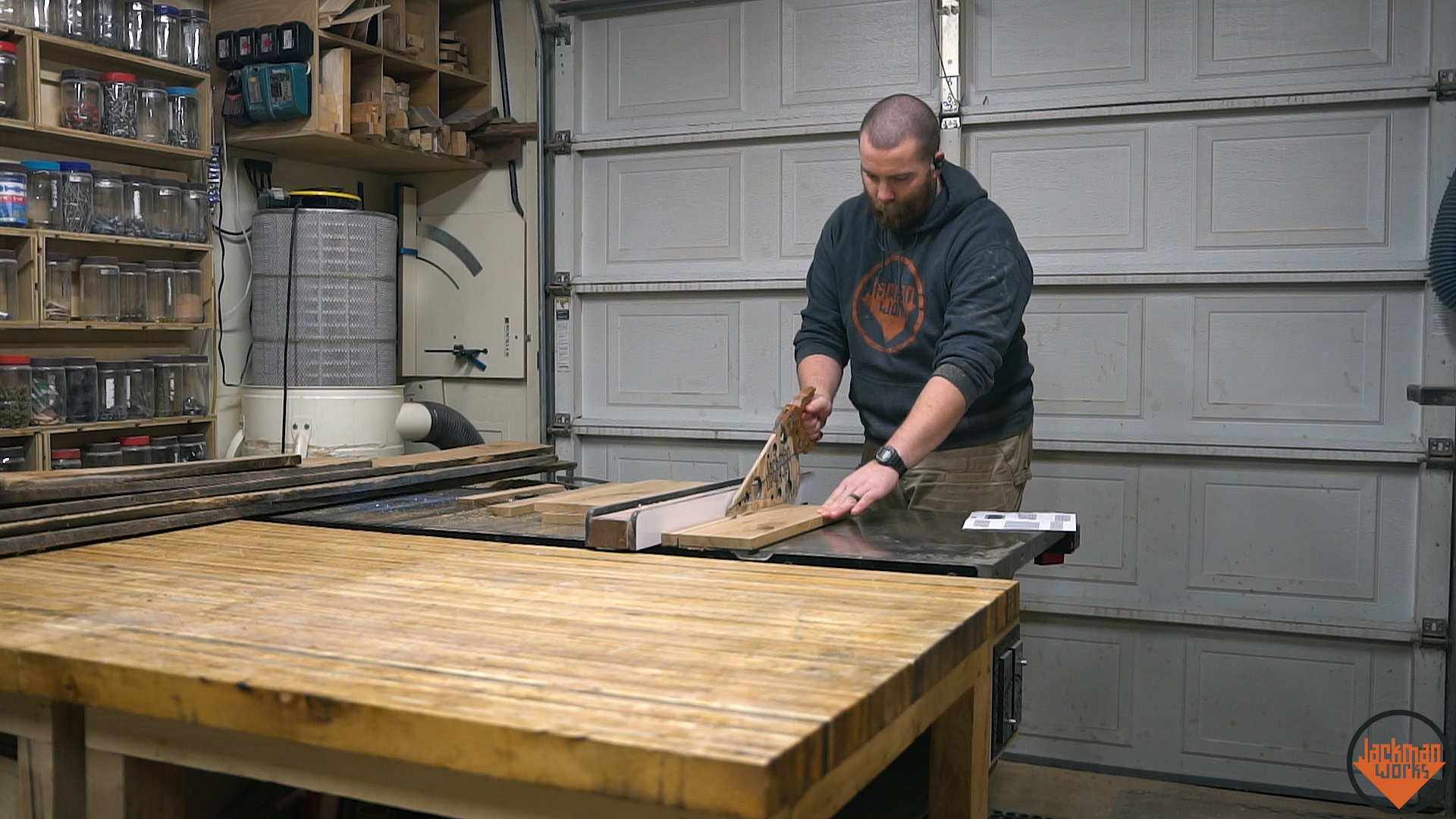 Picture of Cutting Materials Down to Width