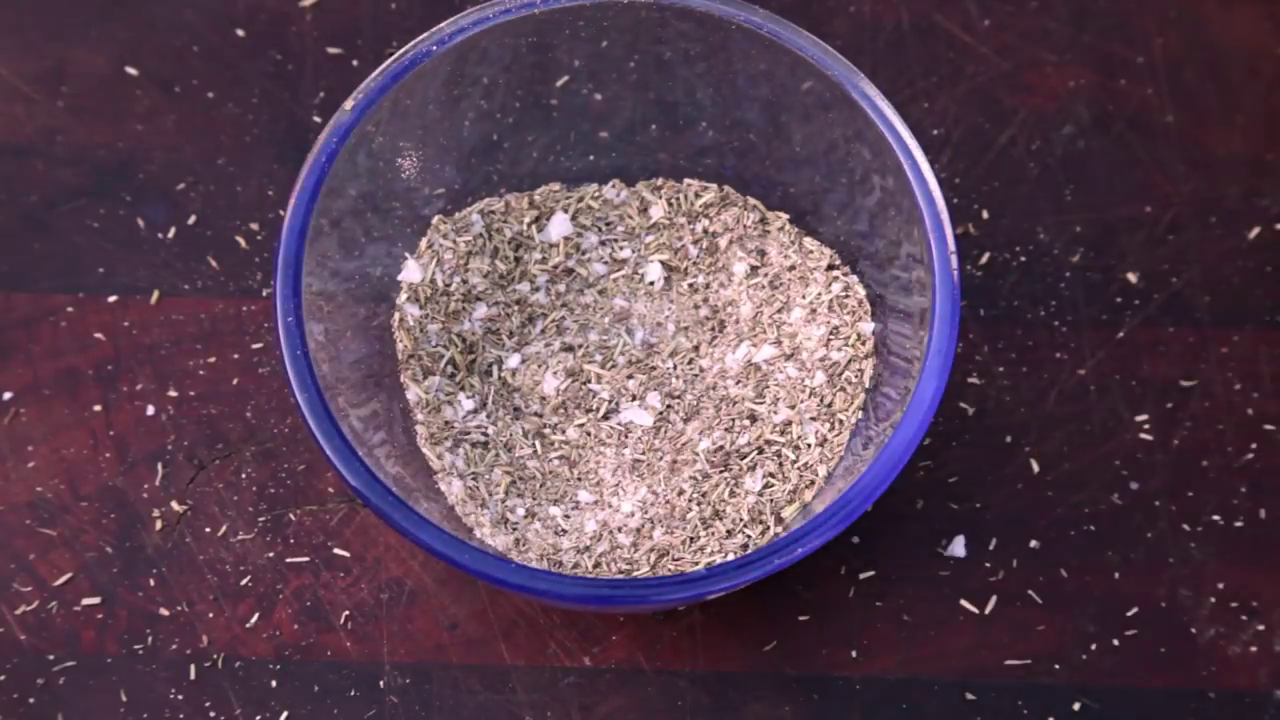 Picture of Making the Rub