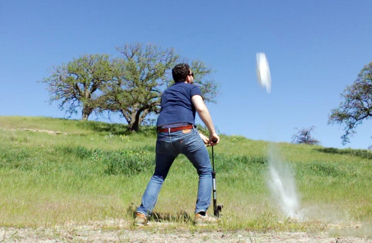 Pump Rocket