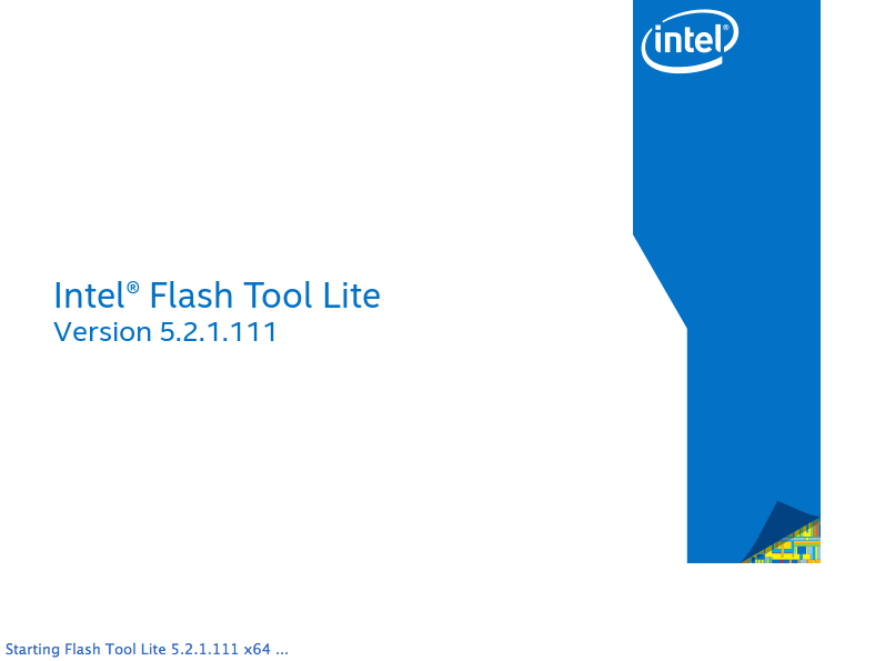 Picture of Intel Edison Guide: Flashing Linux Image With the New Flash Tool Lite