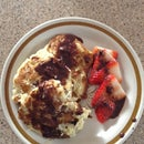 2 Ingredient Pancakes!