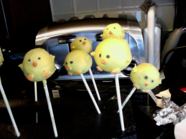 Picture of Cake Pops