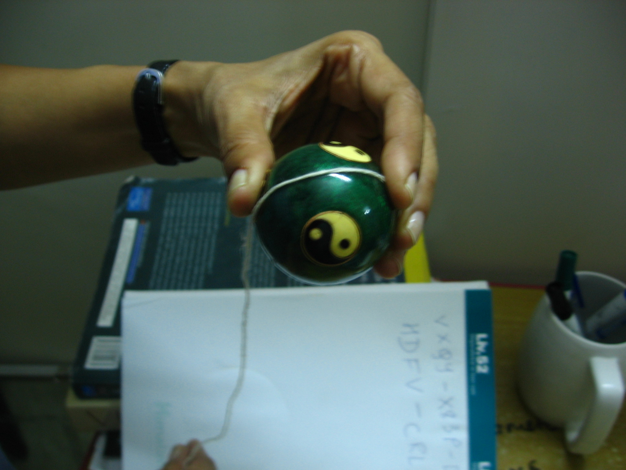 Picture of The Laboratory :Volume of the Sphere.