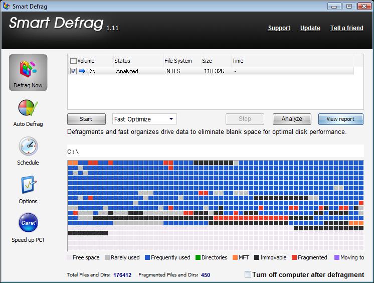 Picture of Smart Defrag