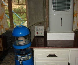 DIY Atmospheric Drinking Water Generator