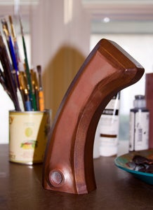 Finishing - Weathering Metal and Painting the Handle