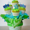 Custom Cupcake Bouquets Made Easy