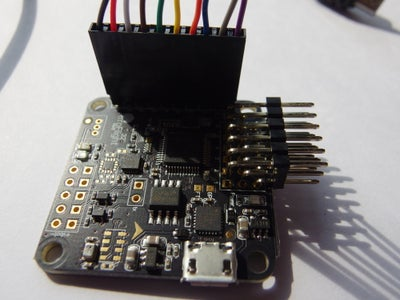 Setting Up the Flight Controller
