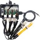 Nano 33 IoT + EC/pH/ORP + WebAPK