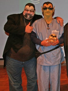 Halloween and Sci-Fi Convention Costuming