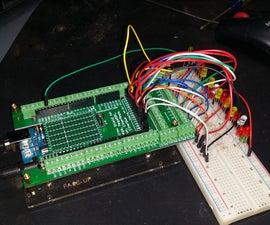 Voice Controlled Arduino Lighting - Autobot