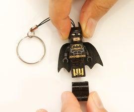 Make a Lego Mini-figure FlashDrive