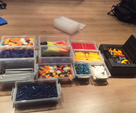 My Knex collection 2017