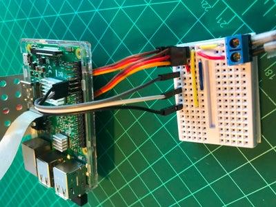Electrical Pan/Tilt Assembly