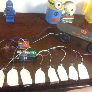 The Arduino OctoSynth