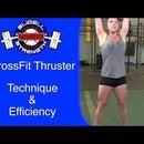 CrossFit Thruster Technique