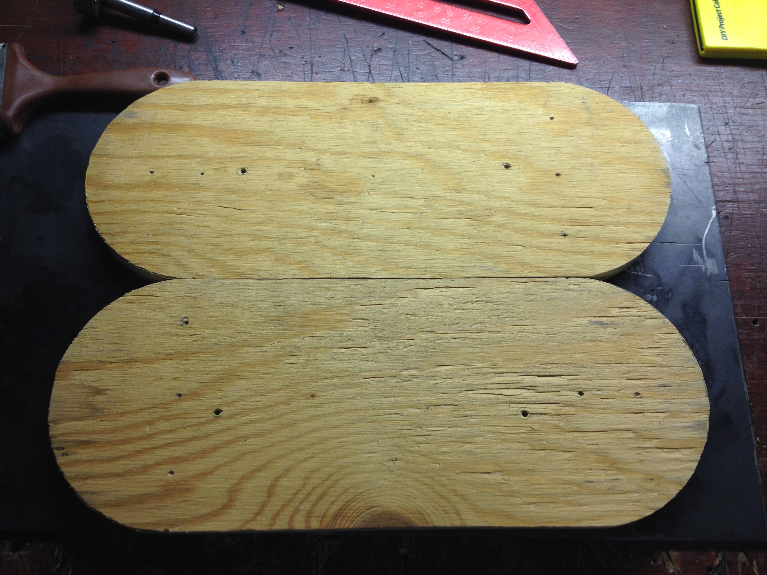 Picture of Cut Out Side Plates
