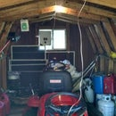 Yard Barn electrical system