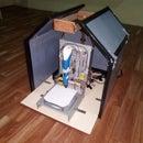 Super Cheap 3D Printer From CD-Rom Drives