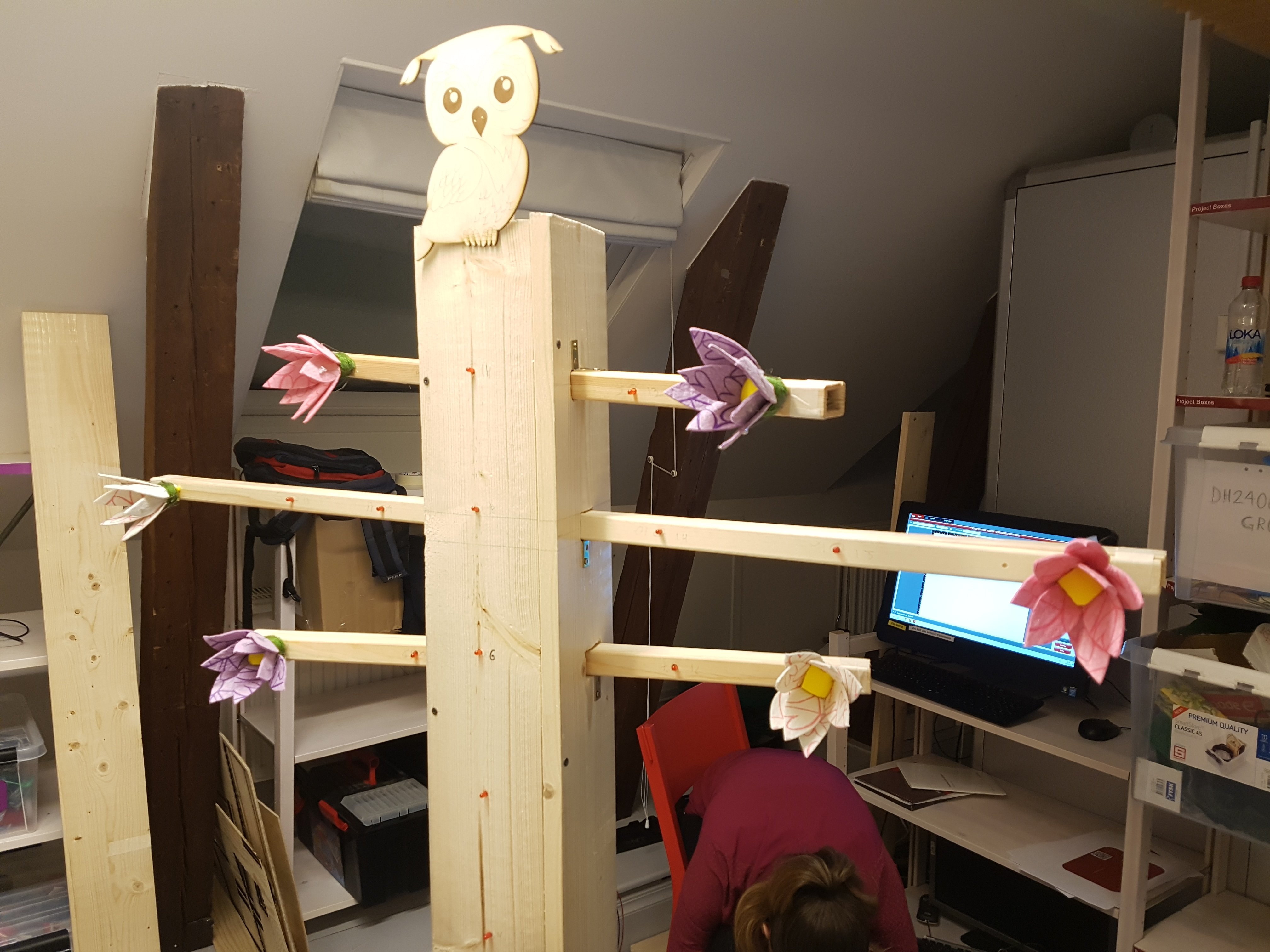 Picture of Build the Tree
