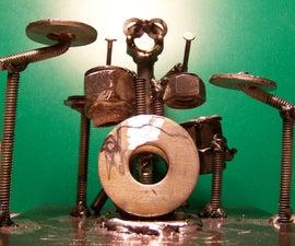 Metal Drummer!