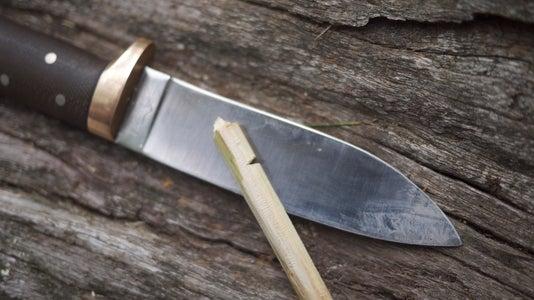 Cutting a Notch