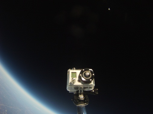 Picture of Taking Pictures of Space