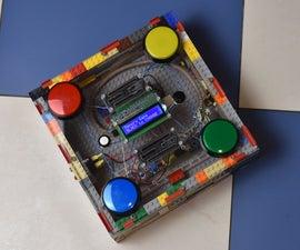 Arduino Arcade Lego Games Box