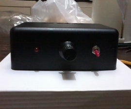 Book Shelve Stereo Amplifiers - DIY