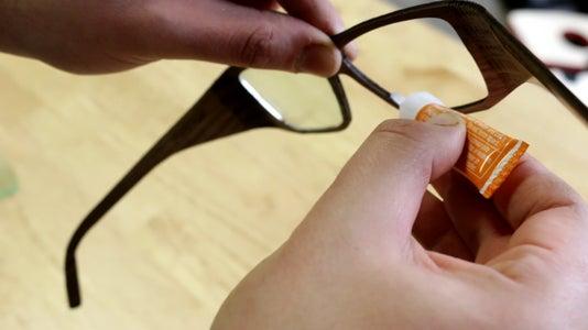 Gluing the Lenses