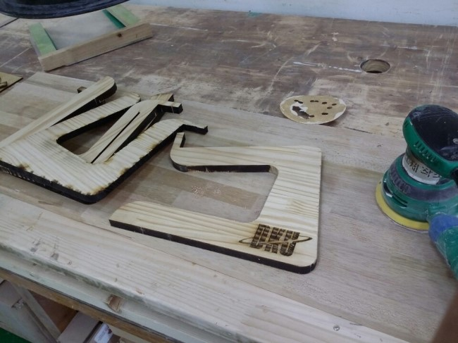 Picture of Step 4: Sanding/staining/varnish Coating