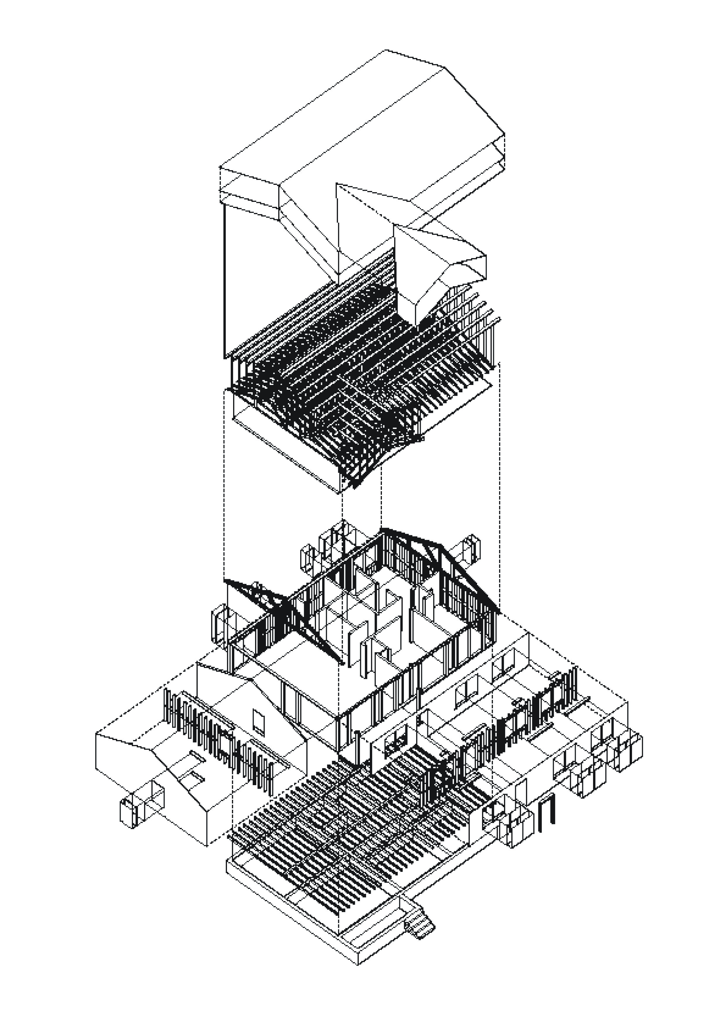 Picture of Exploded Axonometric