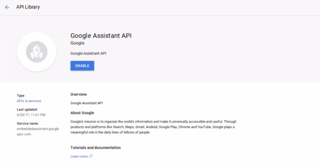 Picture of Create Your Google Developer Account