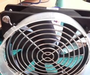 Mini Fan From PC Part