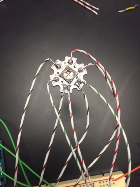 Picture of Power the LED