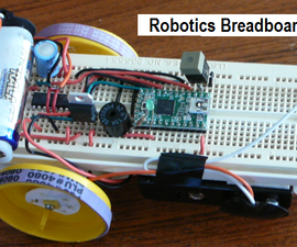 Simple Robotics Breadboard