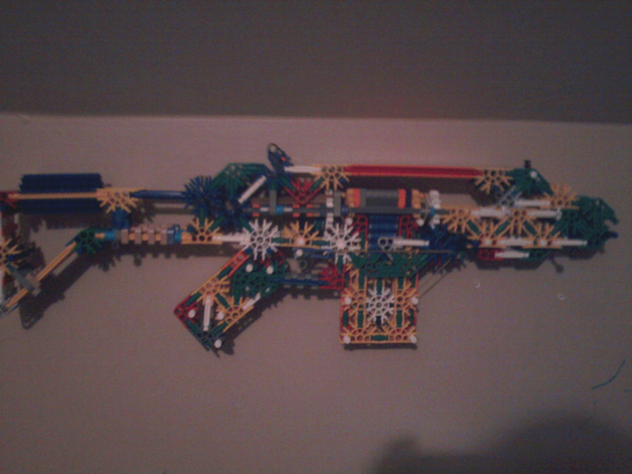 Picture of Knex Shell Ejecting G36C