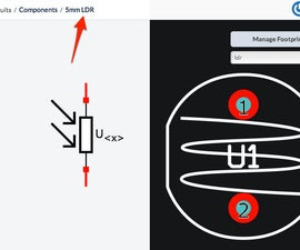 Design a 123D Circuits.io Component from Scratch