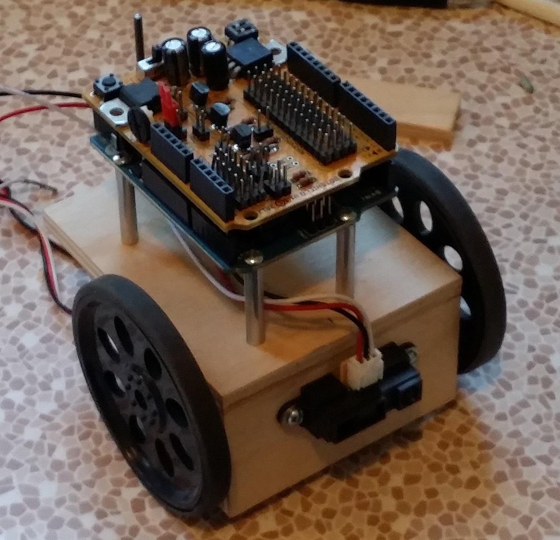 Picture of Add Sensor Shield