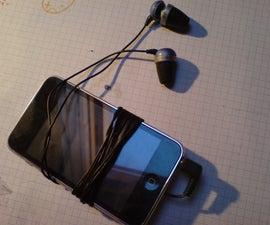 Repair your headphones (clean repair) !