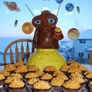 E.T. Cake & Birthday Theme