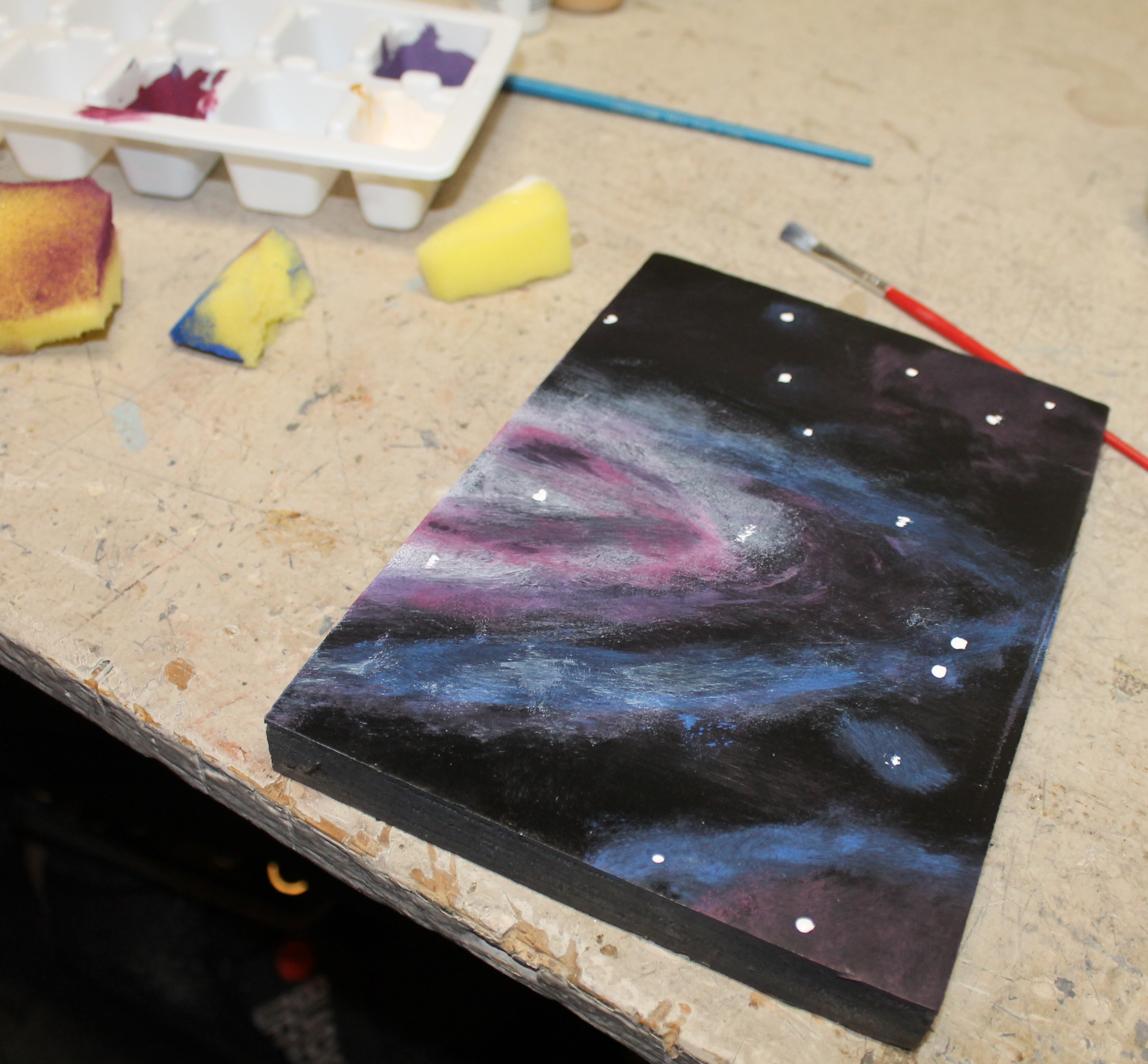 Picture of Practice Painting!